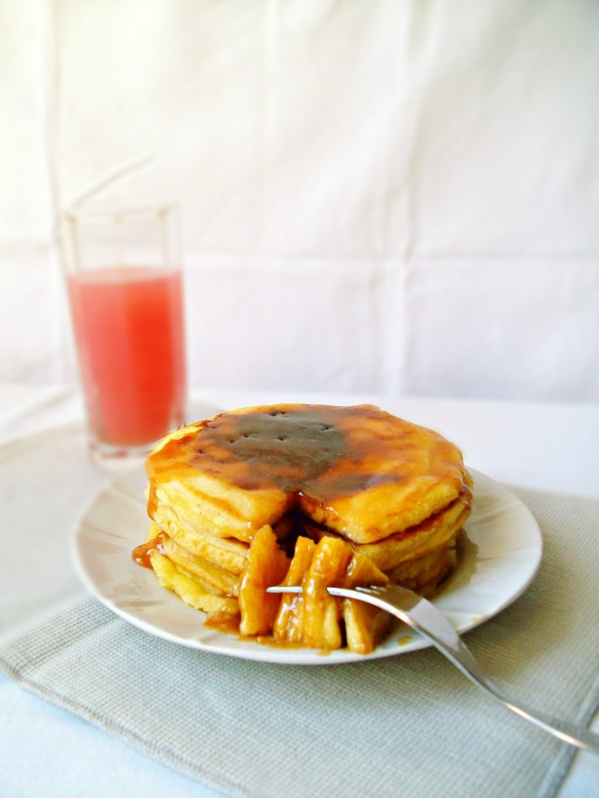 vanilla buttermilk pancakes41