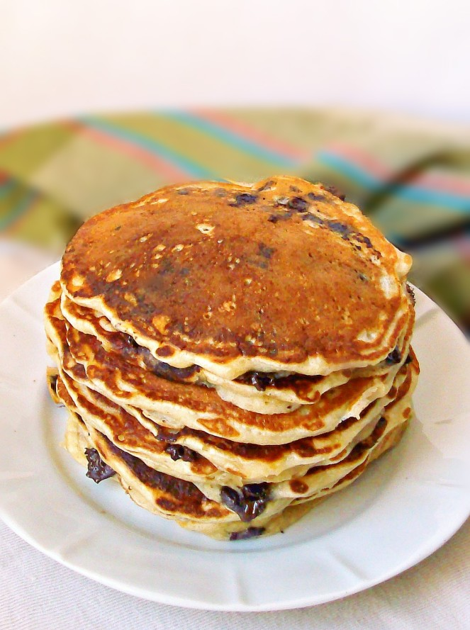 banana chocolate pancakes2
