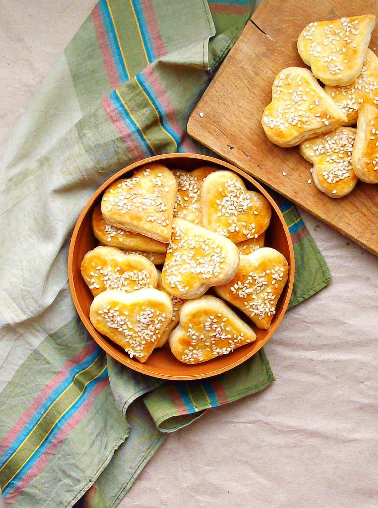 cream cheese crackers0