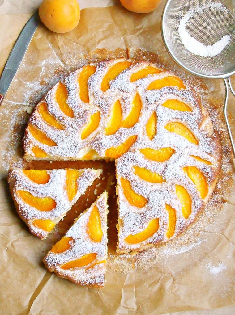 apricot orange cake 2